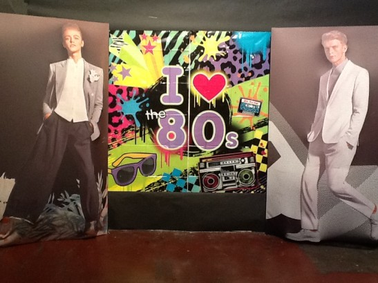 """""""Parent photos from the March 2015 Totally Awesome 80s Auction"""""""