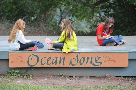 Farm School for 6th and 7th Graders at Ocean Song